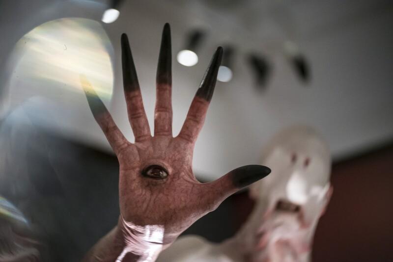 """Exposici—n """"En Casa con mis Monstruos"""""""