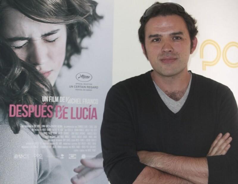 La película producida por Lemon Films y dirigida por Michel Franco, `Después de Lucía´, será proyectada en el festival de cine realizado en Francia.