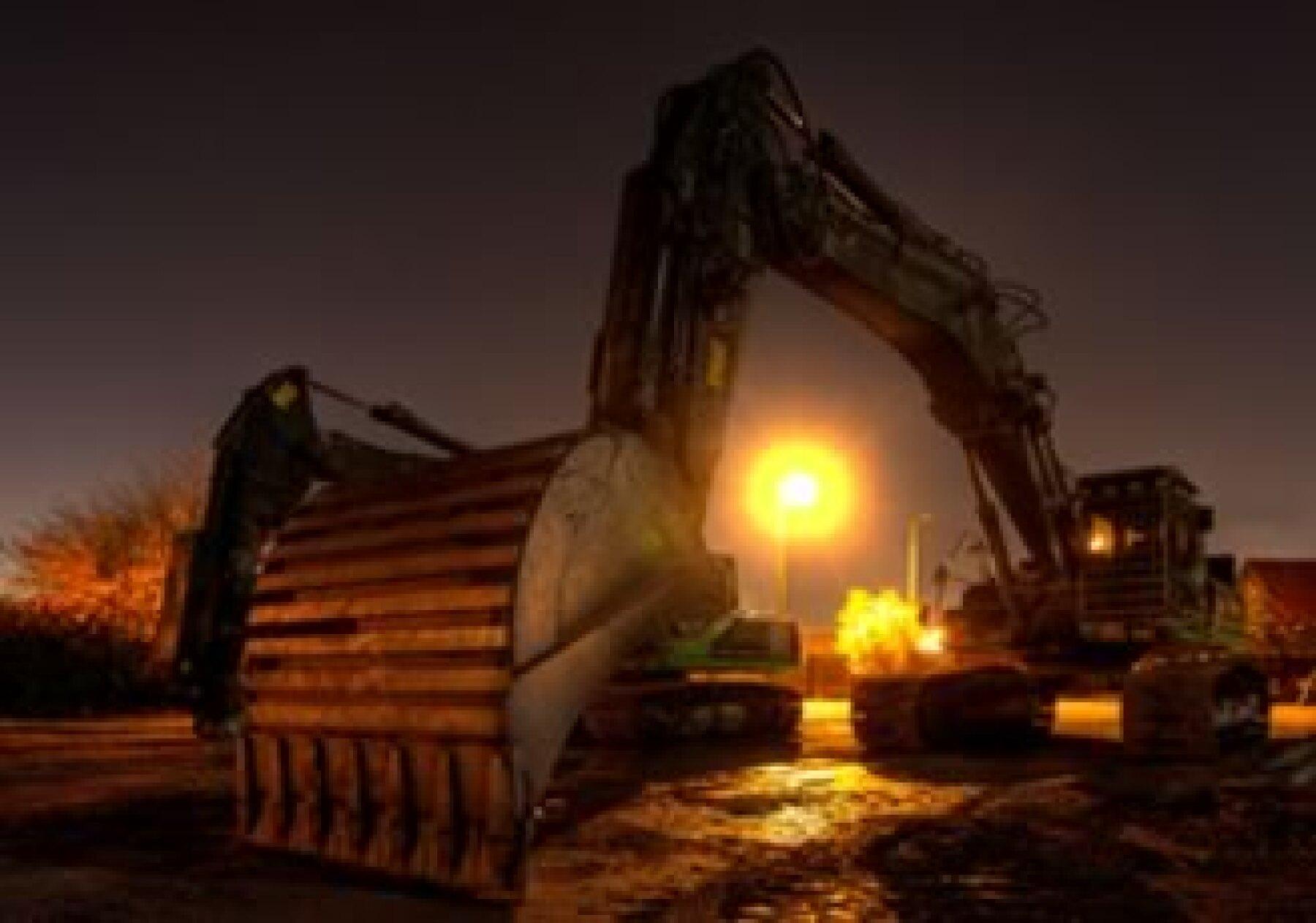 La construcción sigue generando desempleo en Estados Unidos. (Foto: Cortesía SXC)