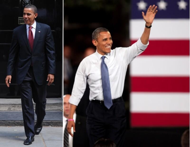 No hay duda, Obama es uno de los presidentes mejor vestidos del mundo.