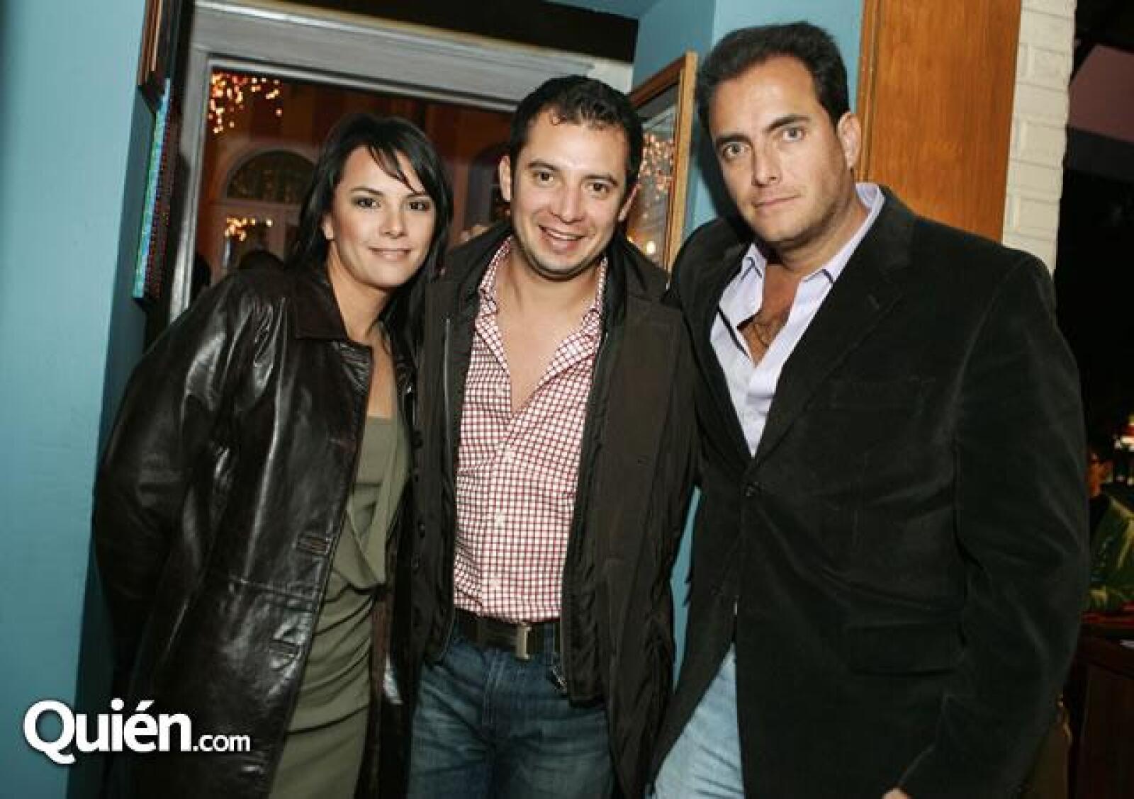 Karla Avalos,Giovani Rodrigo,Luis Manuel Peralta