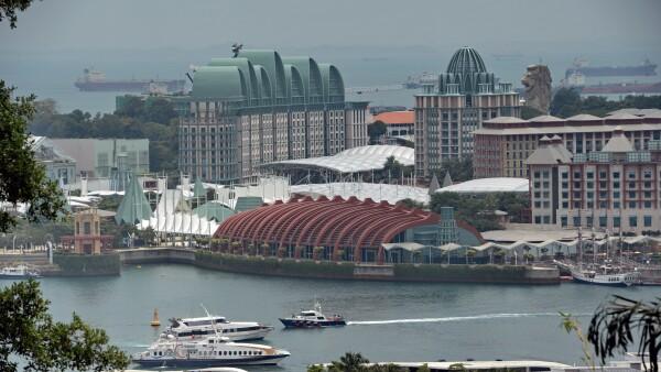 Singapur acelera los preparativos para la cumbre Trump-Kim Jong Un