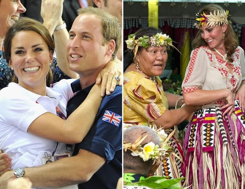La mamá del próximo royal baby le robó el corazón al príncipe Guillermo pero, ¿cómo fue que nos lo robó a nosotros (y al resto del mundo)?
