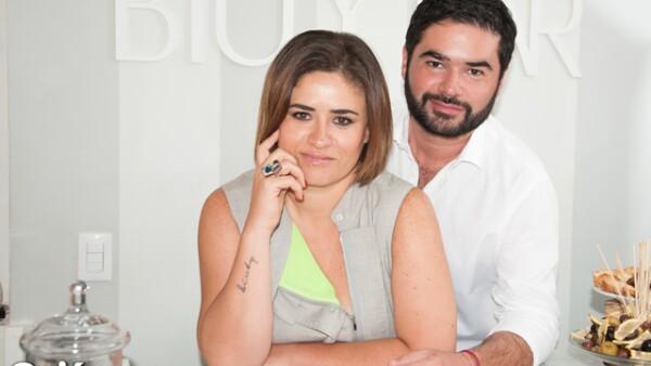 Karina y Ricardo Dávila