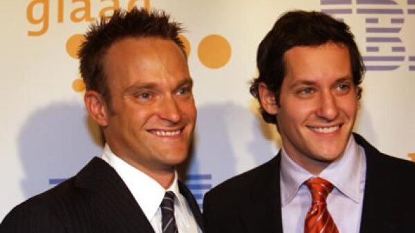 Jeremy Glazer y Chad Allen, conocido por su trabajo en la serie de televisión `Dr. Quinn´, están juntos desde 2005.