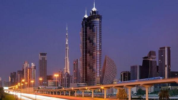 Hotel Marriot Dubai