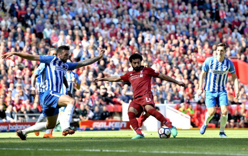 Salah récord de goles