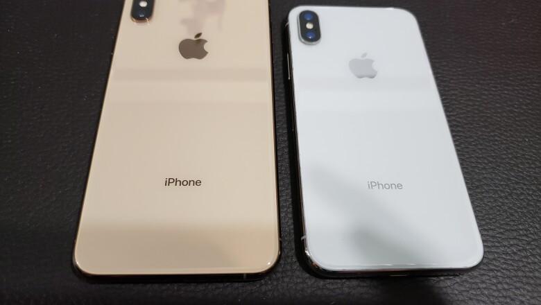 El diseño de los nuevos iPhone Xs