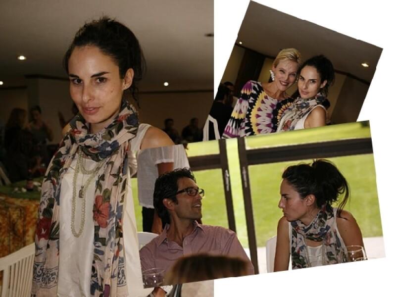 La actriz Ana Serradilla es una de las mejores amigas de la conductora.