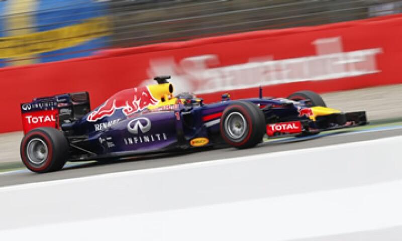 Sebastian Vettel, de Red Bull Racing, es el actual campeón de la Fórmula 1. (Foto: Reuters)