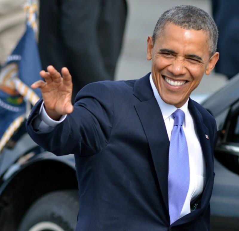 El presidente de Estados Unidos se ha sabido valer de un estilo sartorial y pulido para revivir el allure en la Casa Blanca.