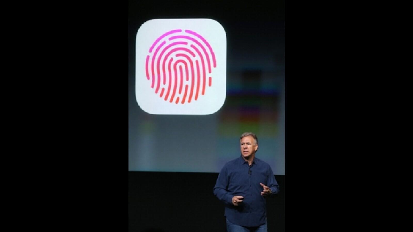 iPhone 5S reconocimiento de huellas