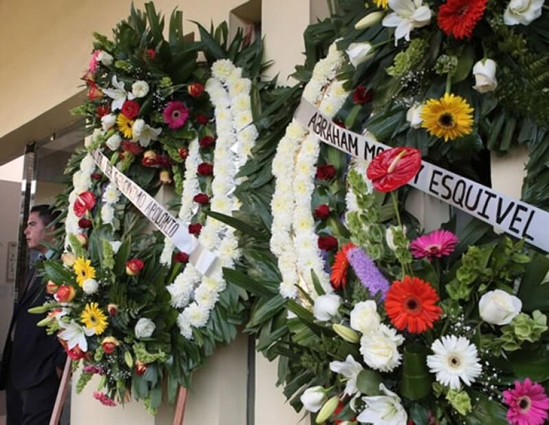 El padre de Arturo Montiel falleció hoy por causas naturales. El cuerpo es velado en el Mausoleo de Toluca.