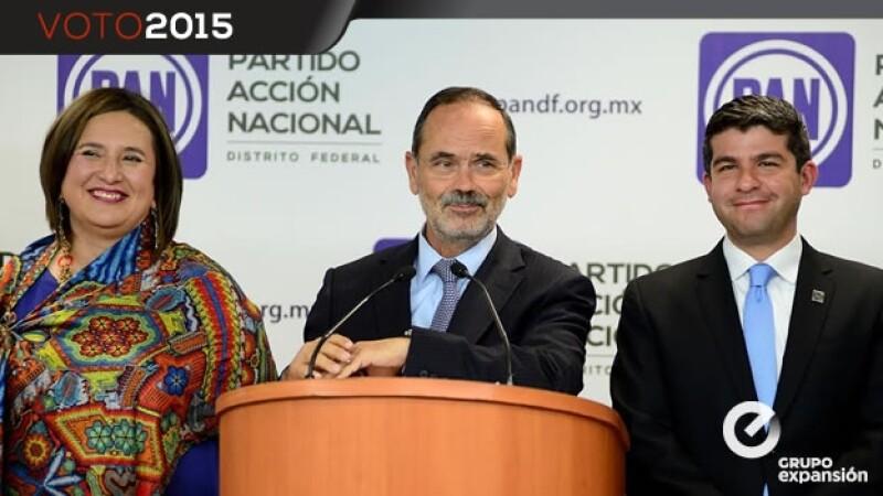 conferencia pan nacional df