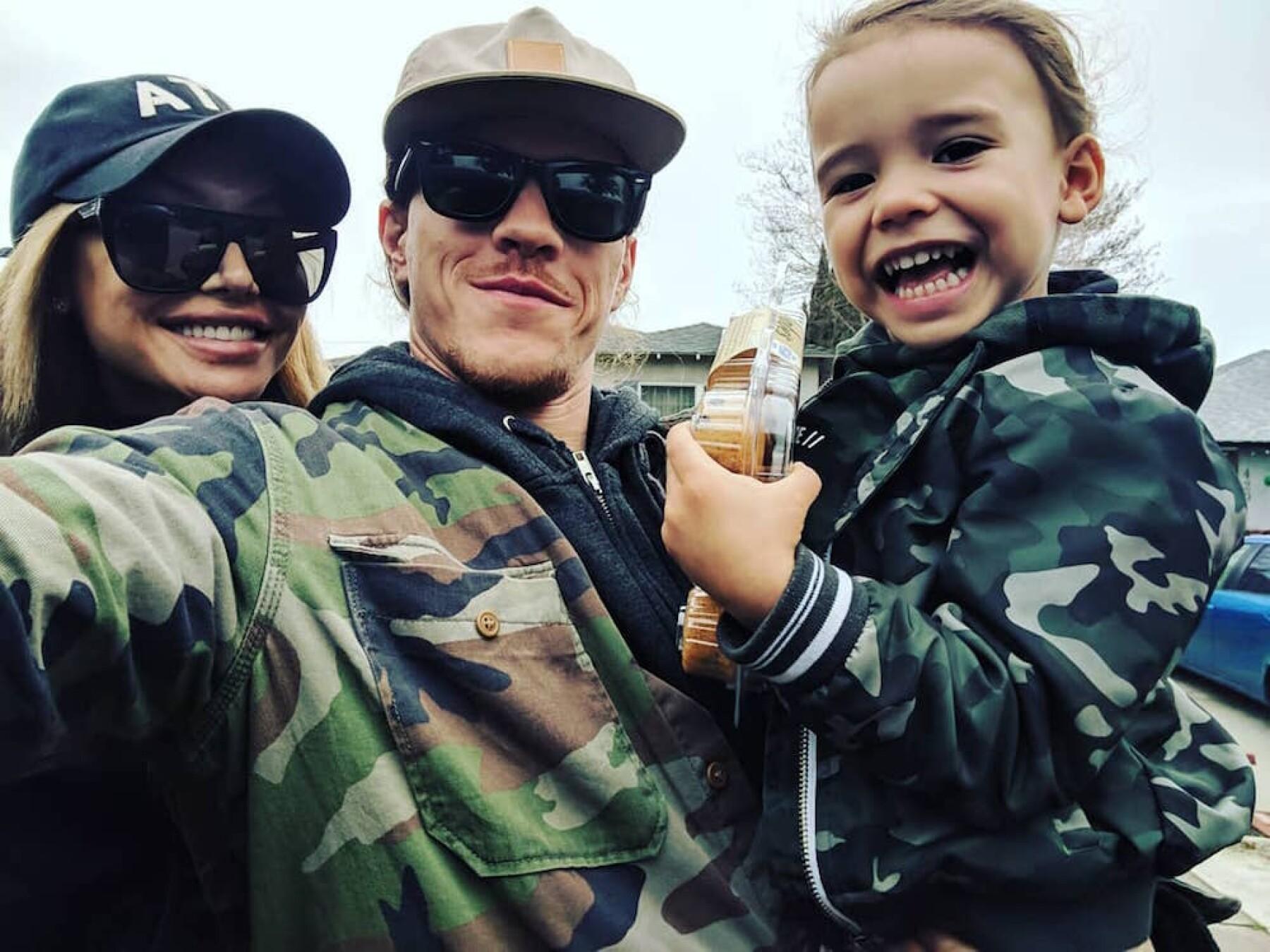 Ryan Dorsey, ex de Naya Rivera, se quedará con la custodia de su hijo