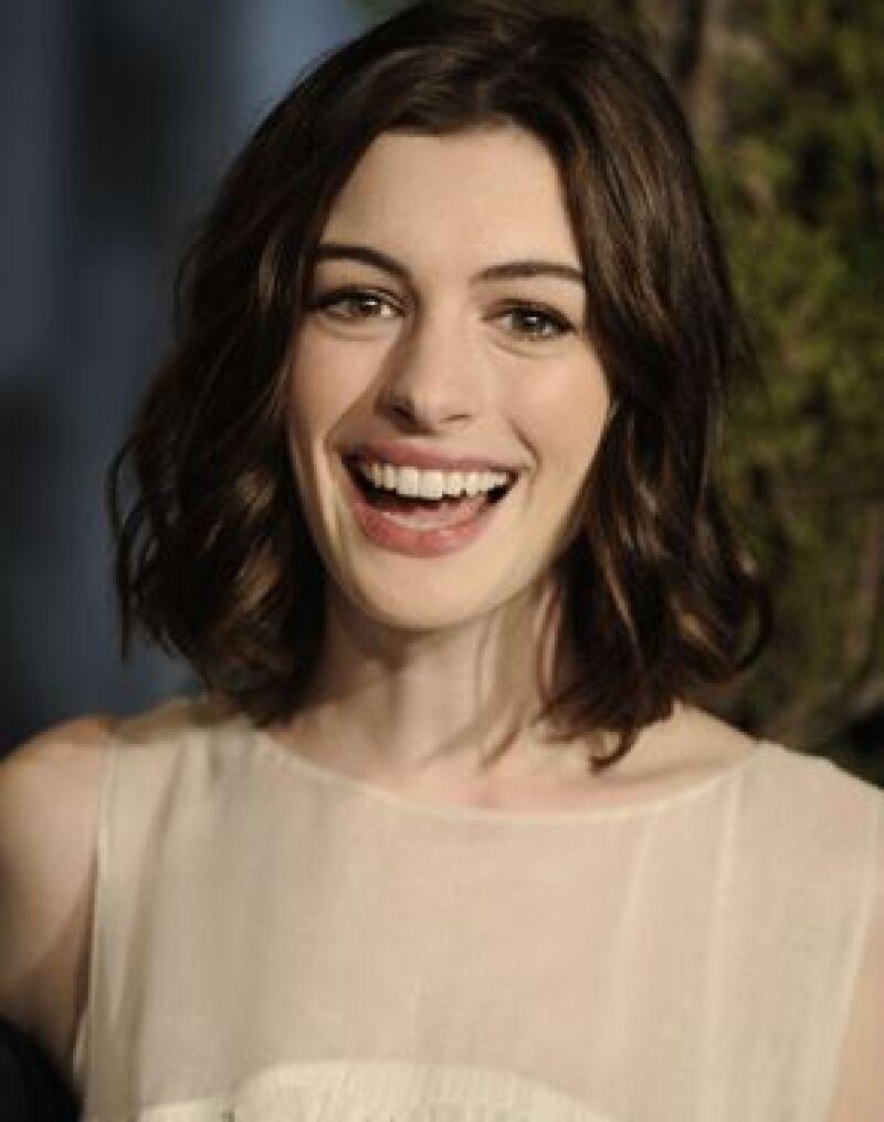 La actriz afirmó que para la entrega de premios invitará a su padre y a su madre, y consegurá más boletos para toda su familia.