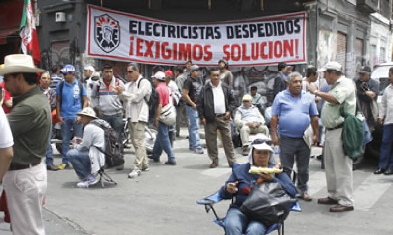 El Gobierno no actuará como aval para los extrabajadores, dijo Gobernación. (Foto: Cuartoscuro )