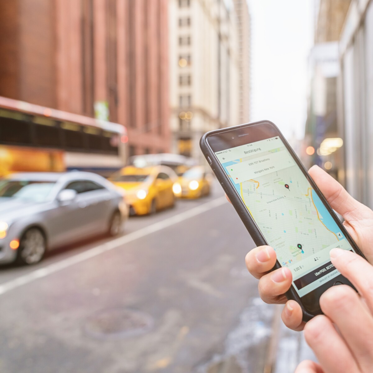 Uber ha completado 10,000 millones de viajes en 8 años