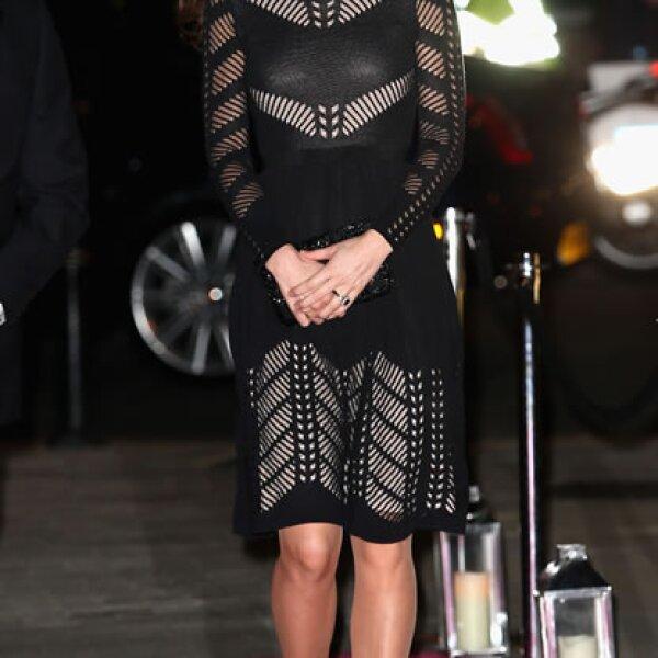 Kate Middleton un 23 de octubre.