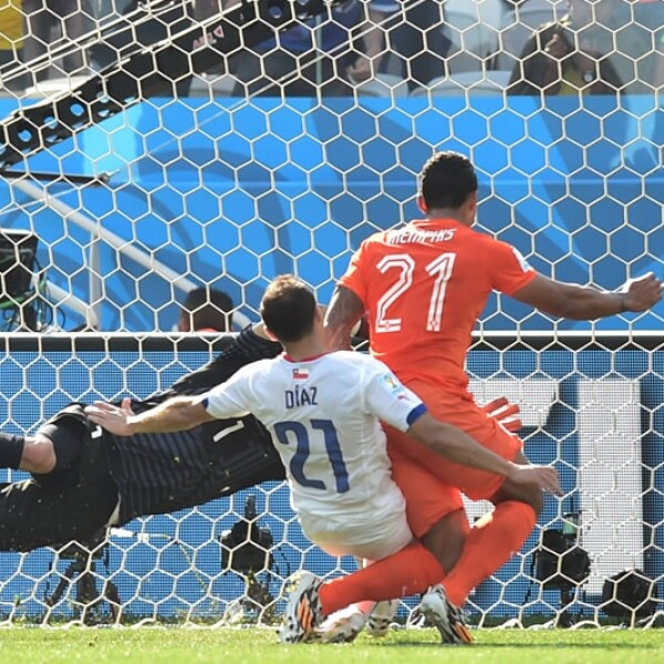 Holanda vs Chile