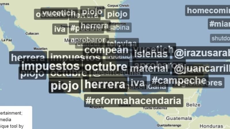 Trendsmap Piojo Herrera