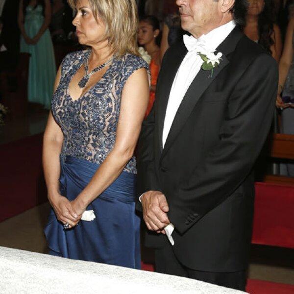 Georgina y Edgar Urich Sass