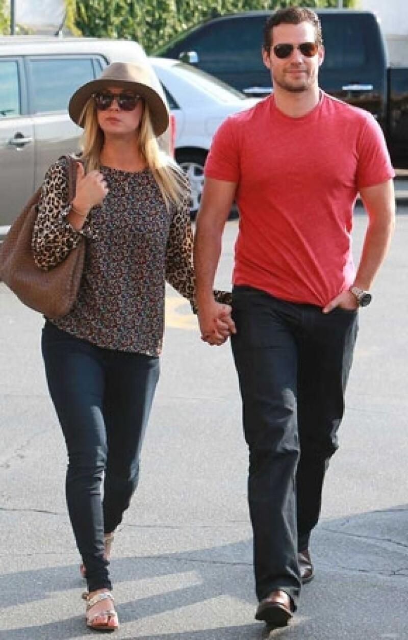 Aunque se dio a conocer la noticia sobre su noviazgo el primero de julio y después la foto que comprobaba esto, al parecer no lograron una fuerte unión que los mantuviera juntos.