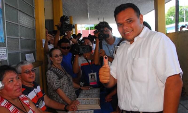 Rolando Zapata Bello fue secretario de Gobierno en la gestión de la gobernadora Ivonne Ortega Pacheco. (Foto: Notimex)