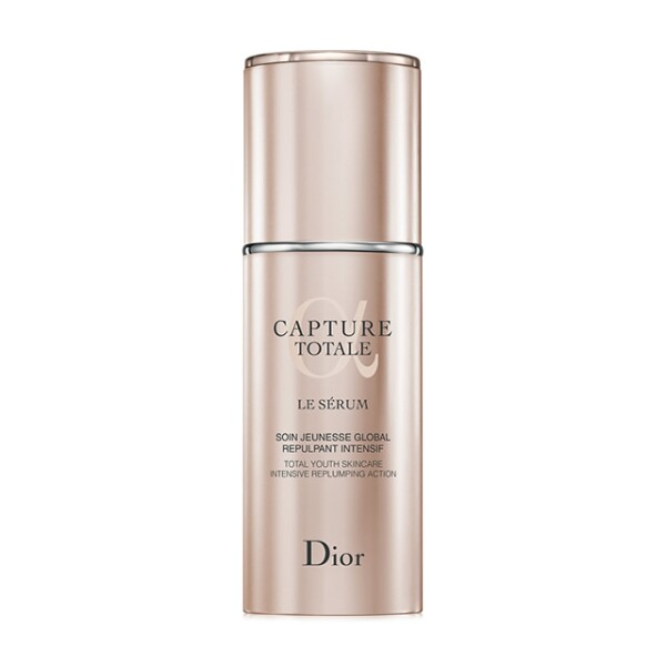 Dior: Capture Total Le Sérum Total Youth Skincare Intensive Replumping Action. Liverpool Paseo Interlomas. 3,500 pesos.