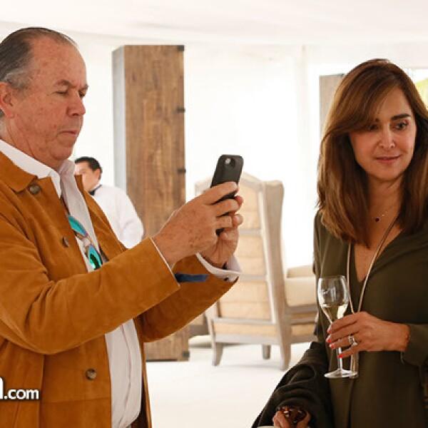 Ernesto y Adriana Amtmann