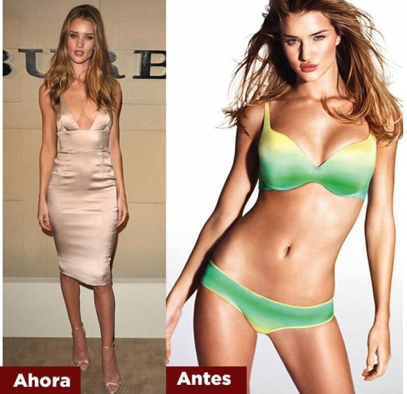 Algunas celebridades hacen todo lo posible por perder peso, sin embargo, a veces se les pasa la mano. Aquí te mostramos a las cinco artistas que tuvieron un cambio así.