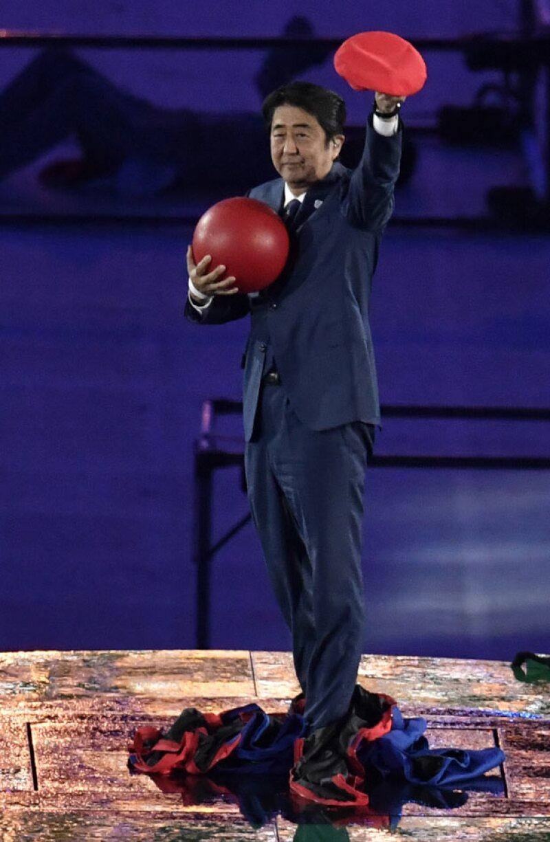 Después de poco más de 20 días de competencias, los Juegos Olímpicos terminaron con una presentación de la nación nipona que no tardó en convertirse en el principal target de diversión.