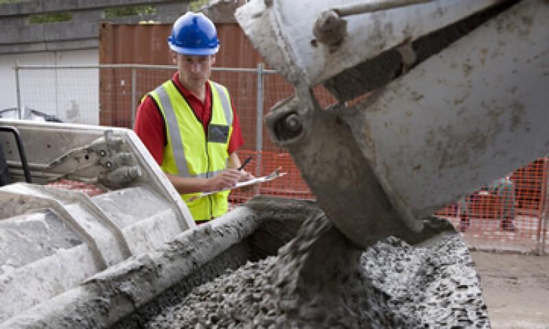 Cemex espera que los volúmenes de ventas de cemento generados por el sector infraestructura crezcan a una tasa de dos dígitos. (Foto: Getty Images)
