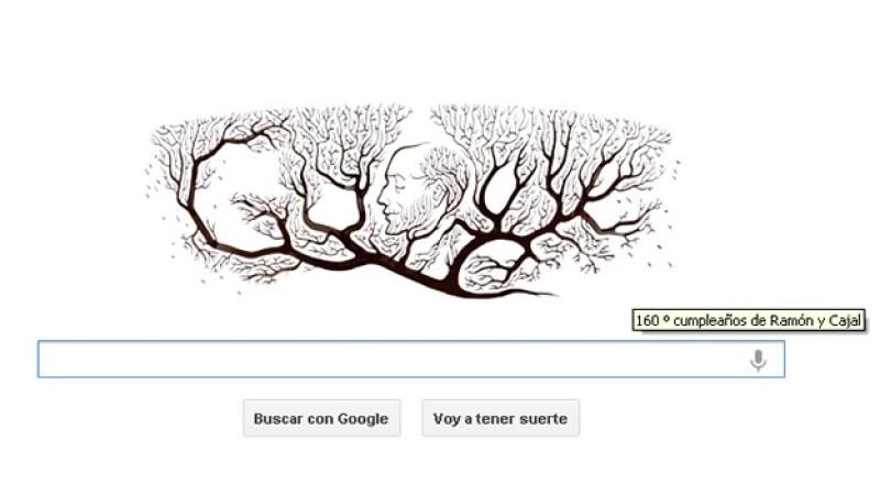 google doodle santiago ramon y cajal