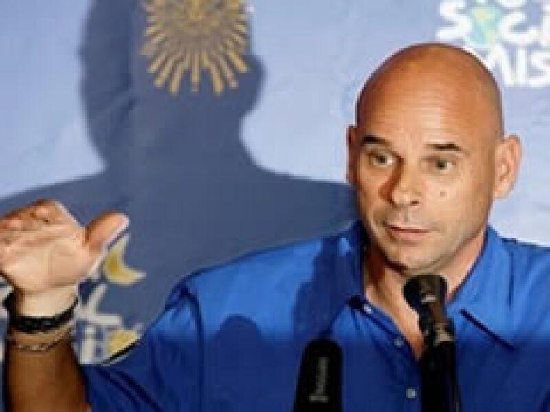 El fundador del Cirque du Soleil vaiajará al espacio. (Foto: AP)