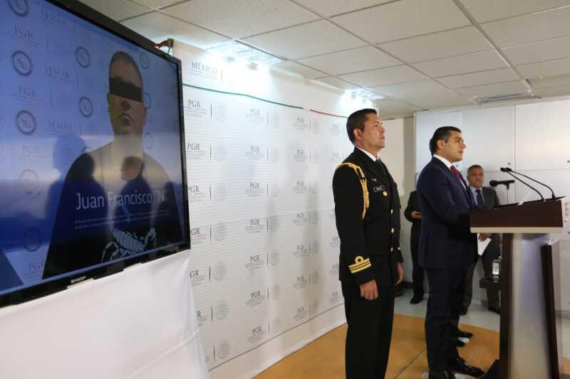 'Juan Pistolas' detenido