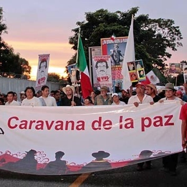 Caravana del Sur Chiapas