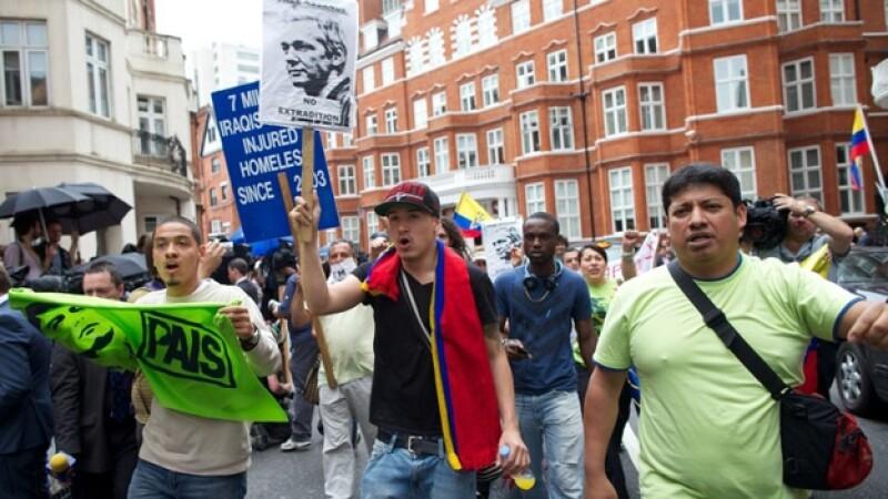 londres, assange, wikileaks