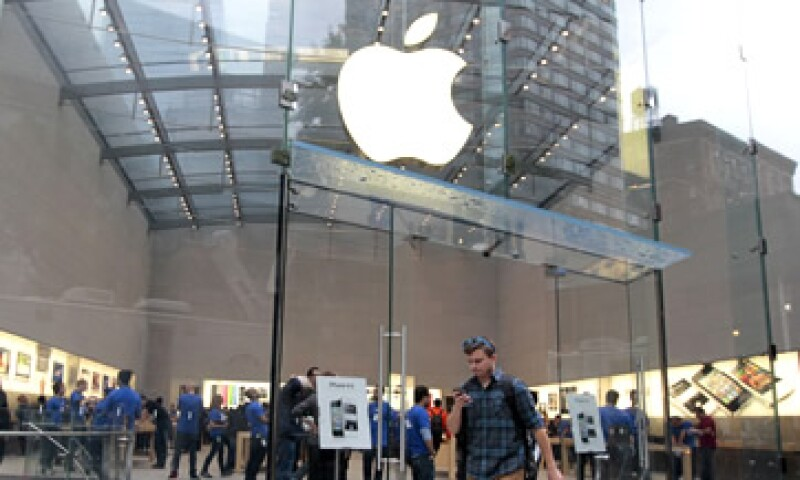 La mayoría de los productos Apple son especialmente vulnerables en una recesión, según el analista. (Foto: Reuters)