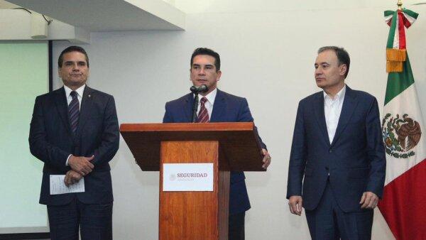 Gobernadores Alfonso Durazo