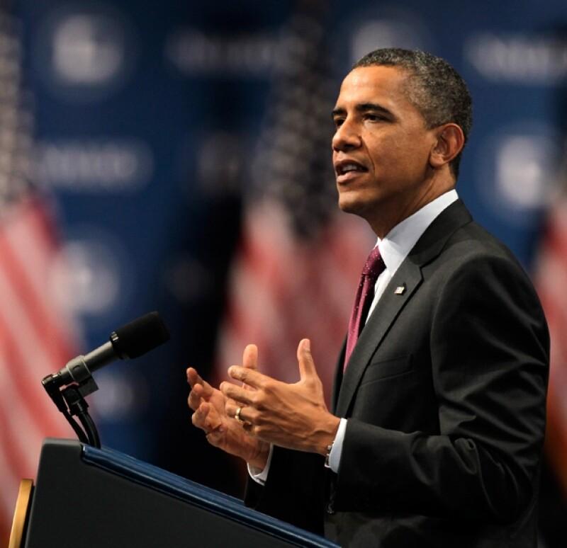 La esposa del presidente de Estados Unidos, Michelle Obama, también es considerada como una de las mujeres mejor vestidas del mundo.