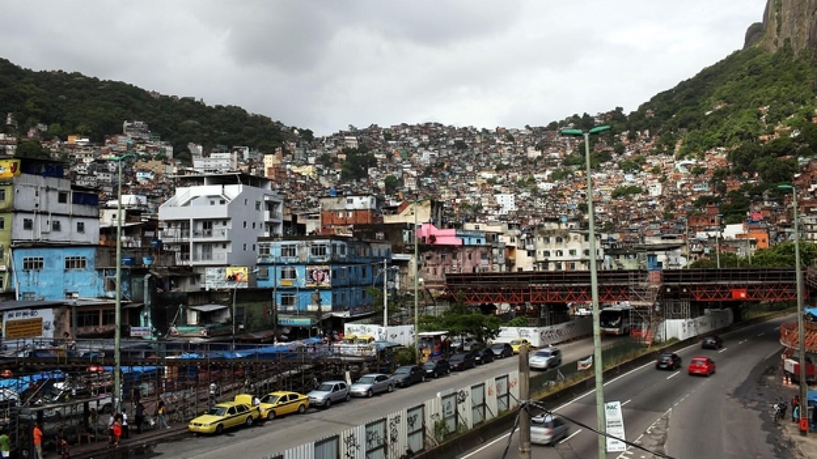 Brasil poblacion pobreza