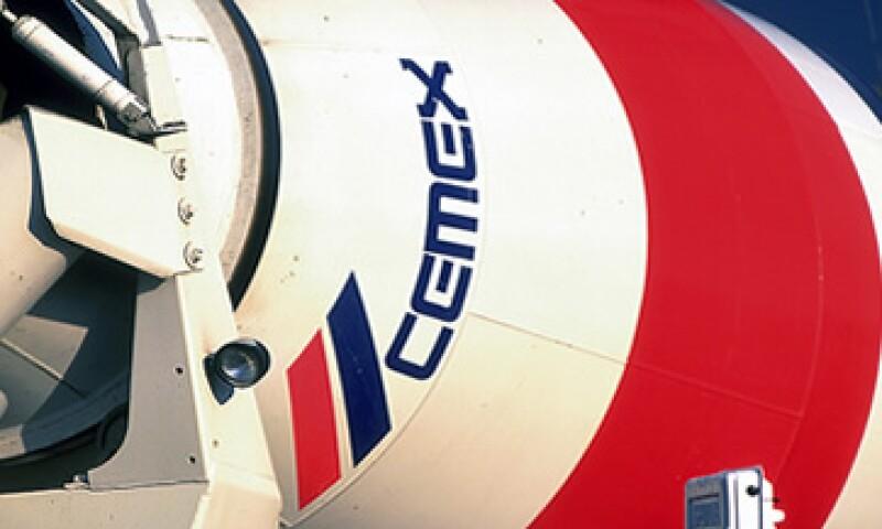 Cemex es afectada por la caída de la demanda de cemento en Estados Unidos. (Foto: Cortesía Cemex)