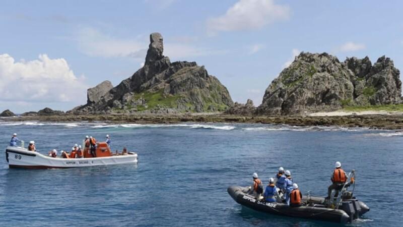 Islas Diaoyu