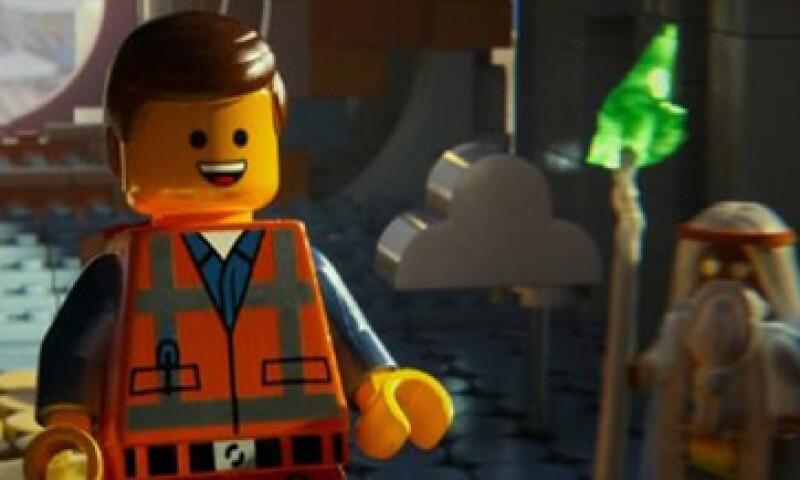 La película de Lego, que tuvo un costo de producción de 70 mdd, recaudó en dos semanas 140 mdd en EU. (Foto: Archivo)