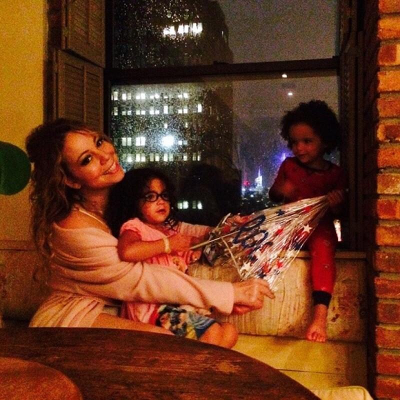 Cannon podría pensar que Mariah no crea el mejor ambiente para sus hijos.