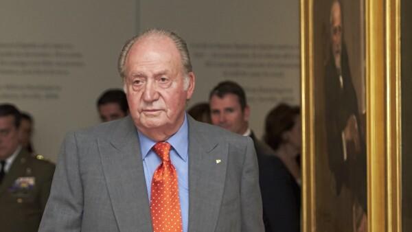 Rey emérito Juan Carlos