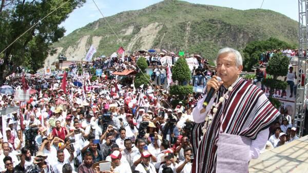 AMLO en Tlapa