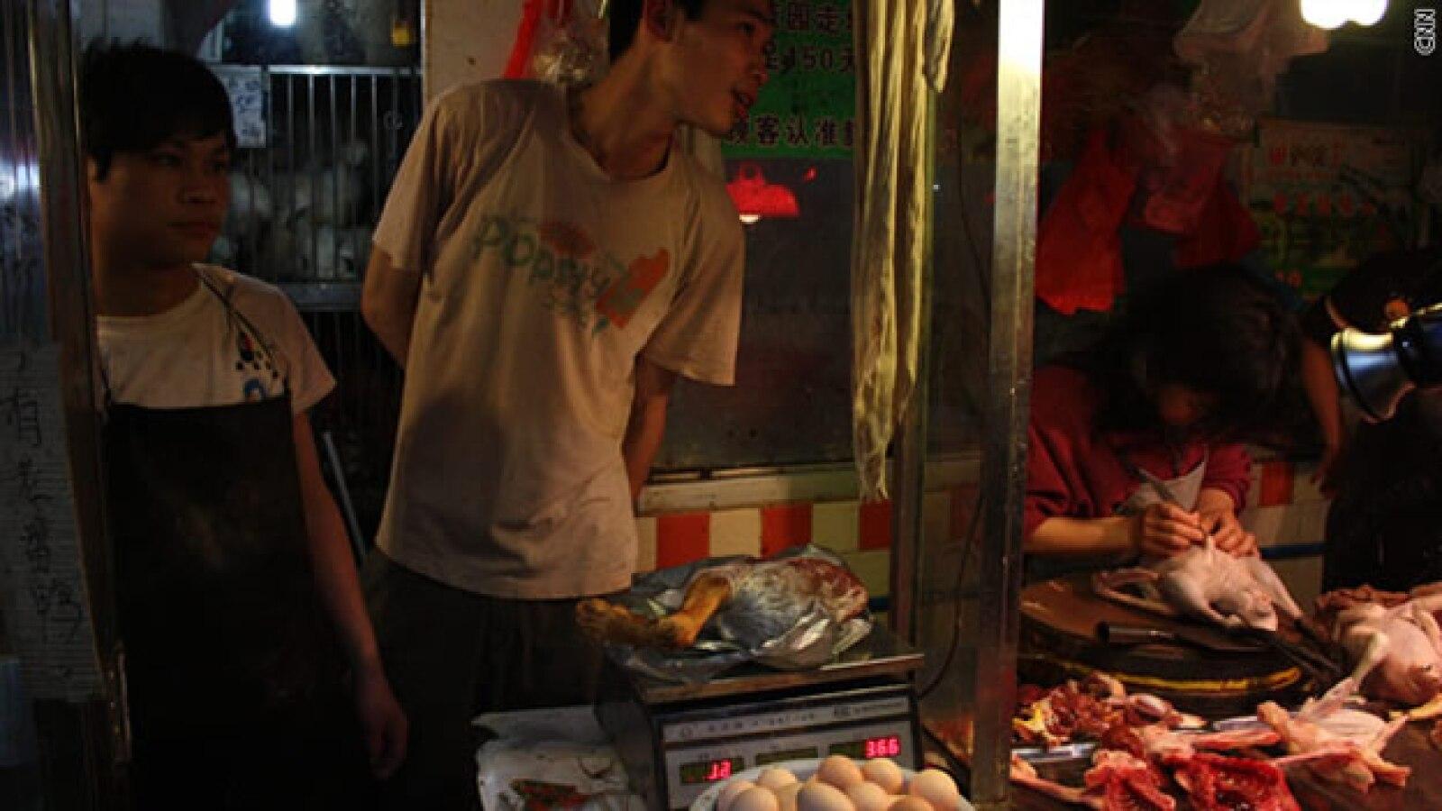 mercado gatos perros china