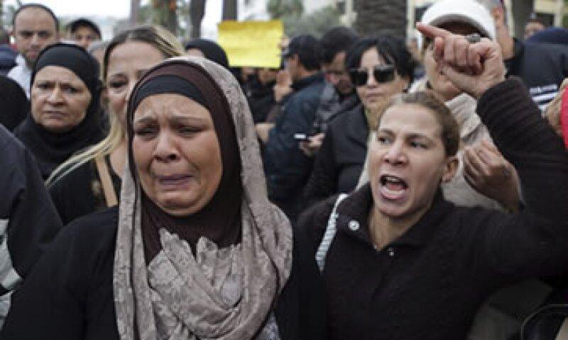 Las personas sentenciadas a ejecución son acusada de terrorismo. Amnistía Internacional dice que esta medida no debe continuar. (Foto: EFE )